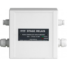Dateq SRL1 Relay-Box 3-phase power interrupter for SPL3/TS/SPL5/SPL-D2