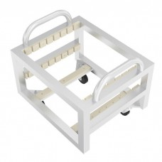 Milos Baseplate Trolly for 8x 600x600mm baseplates - - 70590