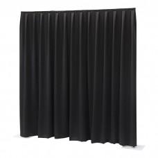 Wentex P&D curtain - Dimout - Black - 89441