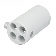 Wentex 4-way connector replacement - White - 89548