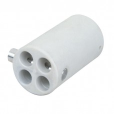 Wentex 4-way connector replacement - White - 89549