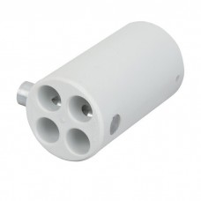 Wentex 4-way connector replacement - White - 89550