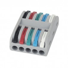 Showgear Cable connector - 5-polige kabelconnector - 94002