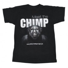 Infinity Chimp T-shirt - Front - M - 99081