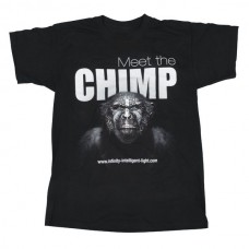 Infinity Chimp T-shirt - Front - L - 99082