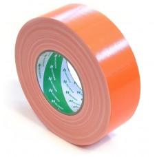 Nichiban Gaffa Tape - Oranje, 50 mm / 50m - 90611O