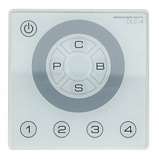Artecta Domotion DLC-4 MKII - 4 Scene RGBW Wall Controller - Wit - A9915059