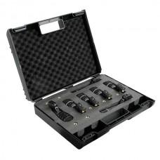 DAP D1330 DK-7 - Microfoonkit voor instrumenten