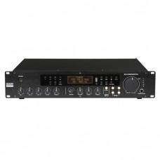 DAP ZA-9250TU - 250W- 100V-zoneversterker - D6154