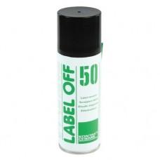 CS LABEL OFF 50 - Sticker Verwijderaar Universeel 200 ml