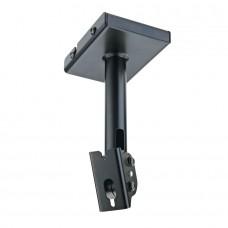 K&M 24496 - luidsprekerbox plafondbeugel - zwart