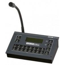 Dateq Musicall MPC-16A Oproep paneel voor 16 zones / 4 groepen