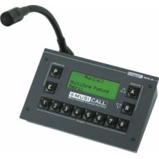 Dateq Musicall MPC-8A Oproep paneel voor 8 zones