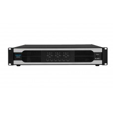 NewHank D3000 versterker 2U 6x 500 watt 4 ohm