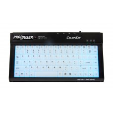 Prodjuser Multicolor Backlite USB Keyboard