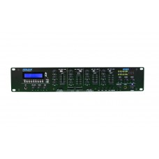 NewHank Workmate 7 Line inputs, 3 Mic, USB/SD/BlueTooth Player