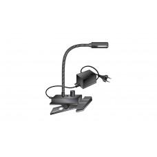 Prodjuser CLIP 12 zwaanhalslamp 30cm clip montage incl. adapter