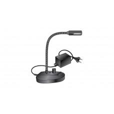 Prodjuser DESK 12 zwaanhalslamp 30cm tafelmodel incl. adapter