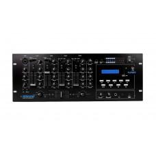 NewHank Playmate 8 Line inputs, 3 Mic, USB/SD/BlueTooth Player