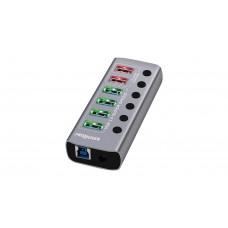 Prodjuser USB HUB 3.0 4 ports hub + 2 port quick charge