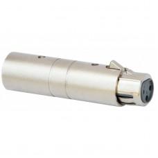 JB Systems Adapter XLRmale 5P / XLRfem 3P