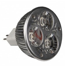 JB Systems LED-MR16-3x1W-WW-30D