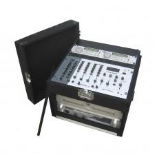 JV Case CARPET DJ MIXER CASE 5U+11U