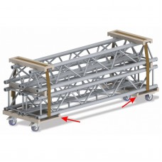 Briteq BT-TRUSS 29-TROLLEY-BASE
