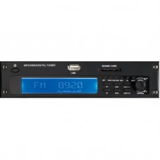 Audiophony MOD1  - USB/SD reader and Tuner AM/FM receiver for COMBO240