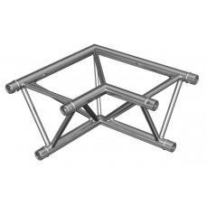 Contestage AG29-021  - Trio hoekverbinding - 290mm - 90° - 2 richtingen - Montagekit inbegrepen