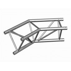 Contestage AG29-023  - Trio hoekverbinding - 290mm - 135° - 2 richtingen - Montagekit inbegrepen