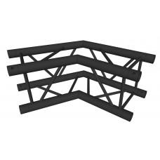Contest AGQUA-03 blk  - Quatro angle - 50 cm 120° - 2 directions