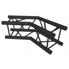 Contest AGQUA-04 blk  - Quatro angle - 50 cm 135° - 2 directions