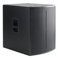 """Audiophony ATOM18ASUB  - 18"""" active subwoofer with DSP"""