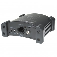 Audiophony BDA-100  - Active direct box