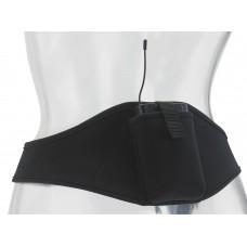 Hilec BODYPOCKET  - riem voor bodypack reciever perfect voor sportscholen