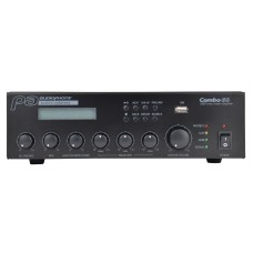 Audiophony COMBO60  - Mixer/Amplifier/Multimedia player