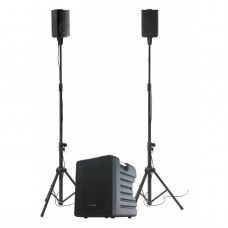 Audiophony MOJO1042App  - Active subwoofer 2.1 - 1020W with DSP and Application