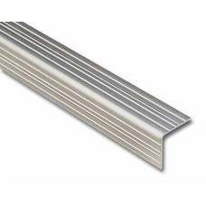 Hilec CORN2020  - 20 x 20 mm Aluminium case angle - 2m long bars  - Price per m.