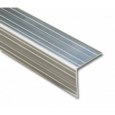Hilec CORN3030  - 30x30mm Aluminium case angle - 2m long bars - Price per meter