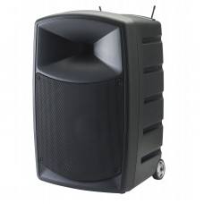 Audiophony CR25A-COMBO -F5  - 250W portable sound system with battery, Bluetooth and 500MHz HF system