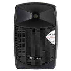 Audiophony CR80A-COMBO MK2  - Bluetooth® portable sound system with USB reader and HF microphone