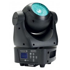 Contest DART90iZOOM  - 90W quadicolour LED moving head with infinite movement