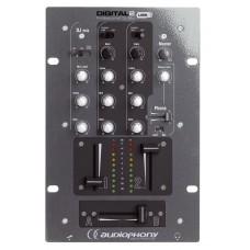Audiophony DIGITAL-2  - DJ compact mixer
