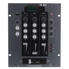 Audiophony DIGITAL-3  - Compact DJ mixer