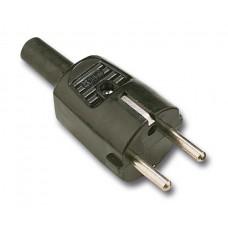 Audiophony FIC/MAL  - 2P + G Male plastic plug