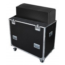 Contest FLY6PLTL1  - Flight-case designed for 6 PLTL-1x1 with risers