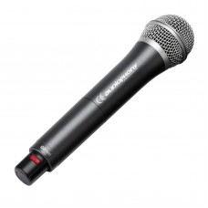 Audiophony GO-Hand-F5  - UHF handheld microphone 16 frequencies with condenser cell - 500MHz