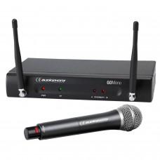 Audiophony Pack GOHand  - 1 GO Mono receiver - 1 GO Hand handheld transmitter
