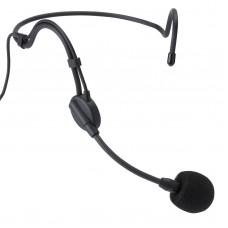 Audiophony GOHead  - Headband electret microphone - mini XLR